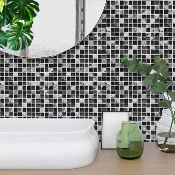 Bathroom Tile Stickers Waterproof Décor