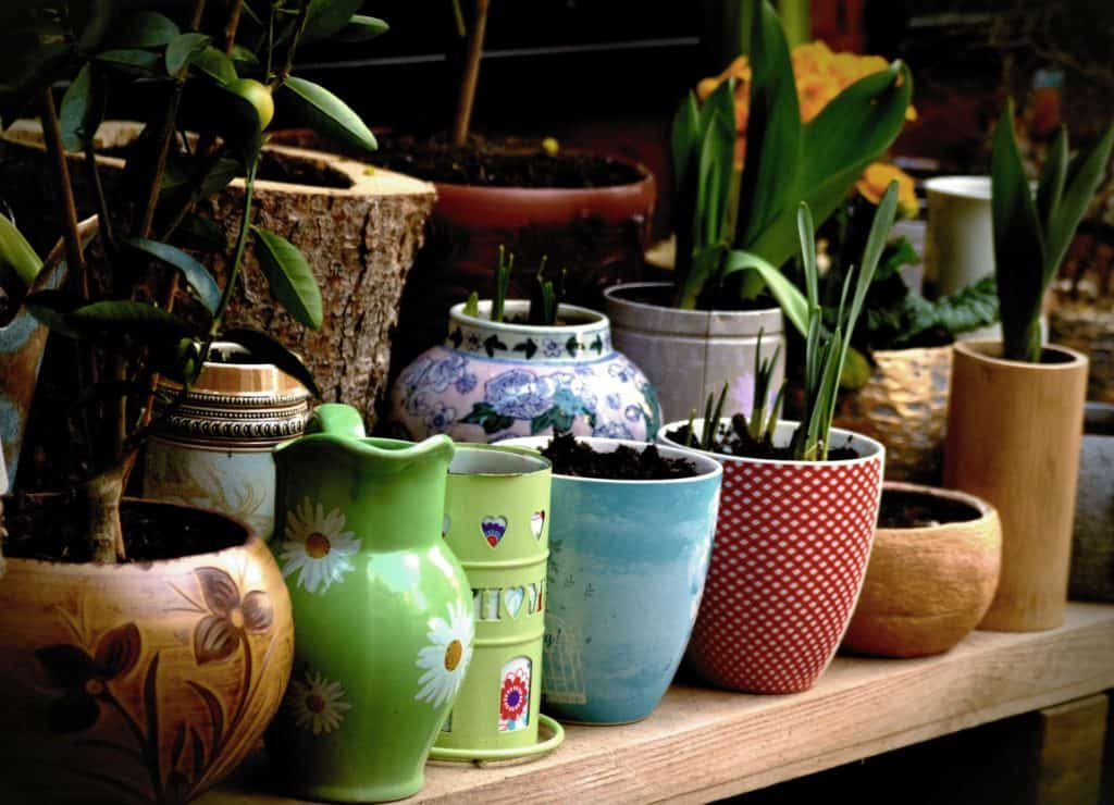 Gardening Pots And Railing Planters – New Trend In Outdoor Decorating