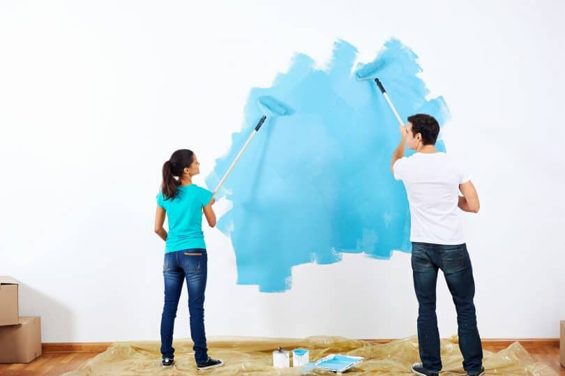 Know The Ultimate Pros And Cons Of Painting Your Home
